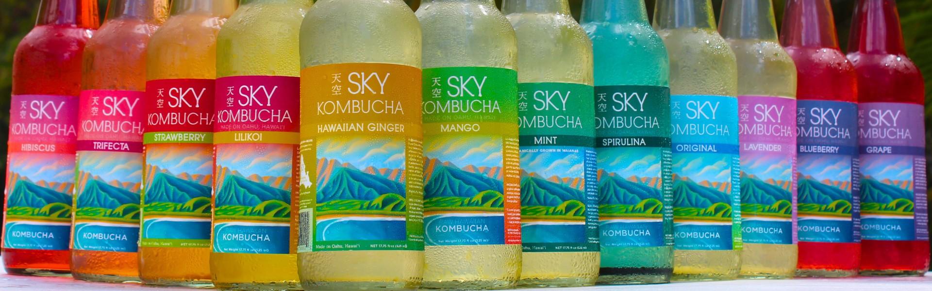 SKY Kombucha